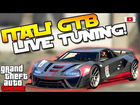 GTA 5 Online Import/Export Update: 🛠😲Progen Itali GTB Custom Tuning!😲🛠 [McLaren 570S GT4]
