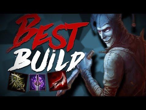 Best Full Ad Assassin Shaco Build!? + Bruiser Version! [Build Review]