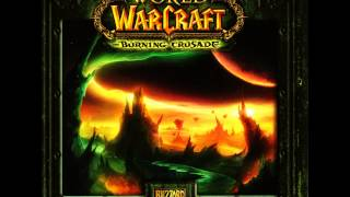 World of Warcaft: The Burning Crusade OST - Shards Of The Exodar