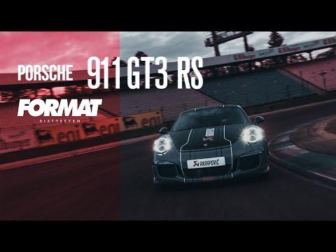 PORSCHE 911 GT3 by FORMAT67.NET for AKRAPOVIČ