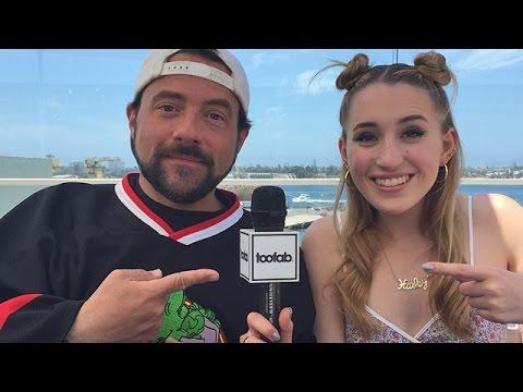 Kevin & Harley Quinn Smith Talk