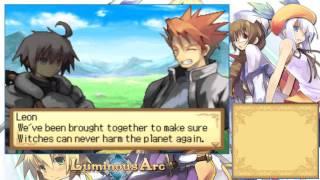 Luminous Arc - Chapter 1: Holy Garden