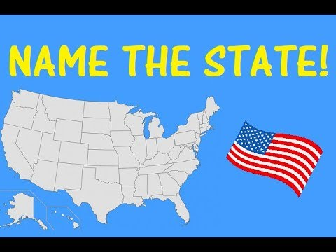 Guess Which US State These Cities Are In! - Hard American Geography Quiz