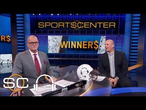 Scott Van Pelt reveals his Week 14, conference champion winners | SC with SVP