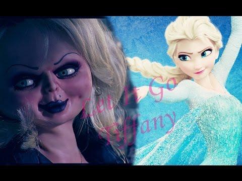 Tiffany Let It Go From Frozen ❄☃❆