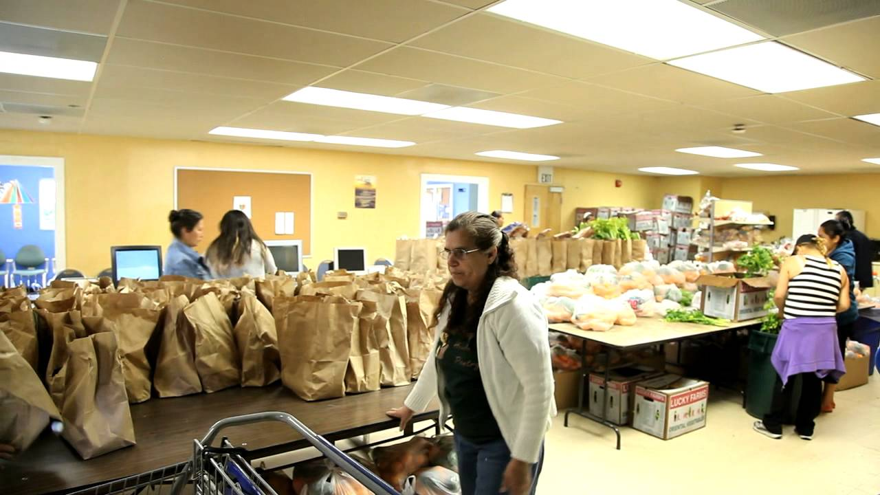 Helping Hands Pantry HD YouTube