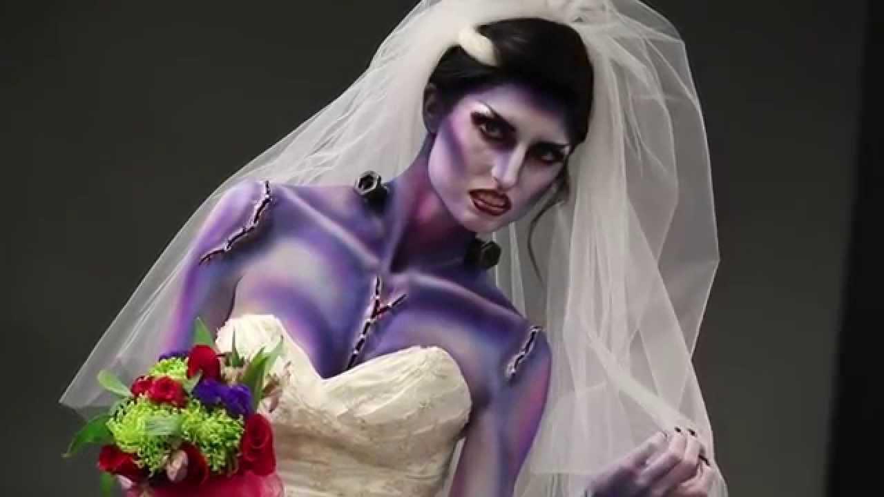 Retro Bride Of Frankenstein Youtube