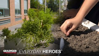 Grainger Everyday Heroes: Kitchen Community