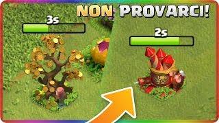 Cosa Succede se Rimuovo i Due Nuovi Ostacoli Speciali in Clash of Clans?