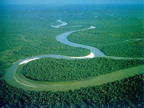 Ucayali River from 1985-2013