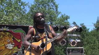 I-Taweh 'Rolling Stone' Beneficial Reggae Festival July 13, 2013 Forestville, California