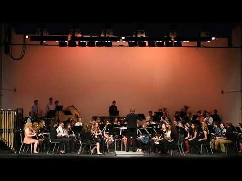 URI Honors Band Prairie Song 2018 01 27