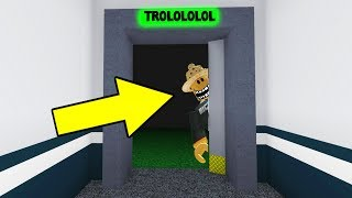 LOL! THE BEST EXIT TROLL ON BEAST!! (Roblox Flee The Facility)
