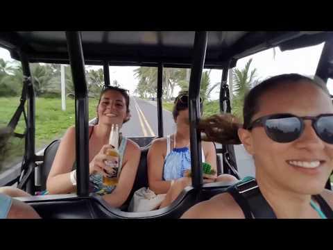 Exploring the Island of San Andrés, Colombia