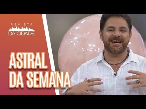 Previsão Dos Signos, Tarot E Energia Da Semana - Revista Da Cidade (07/05/18)