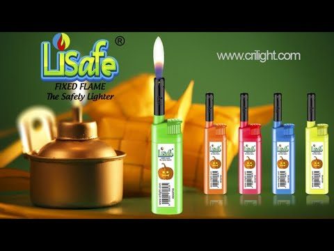 Lisafe Fixed utility lighter