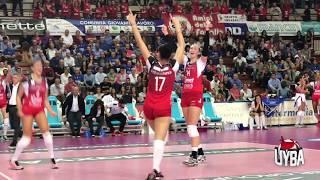14/10/17 Highlights: Igor Volley Novara - UYBA
