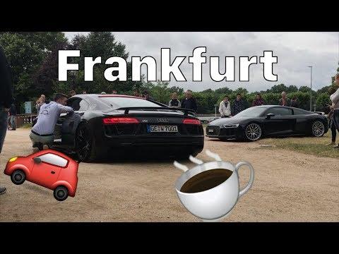 Cars & Coffee in Frankfurt Am Main 2017 - SUPERCARS
