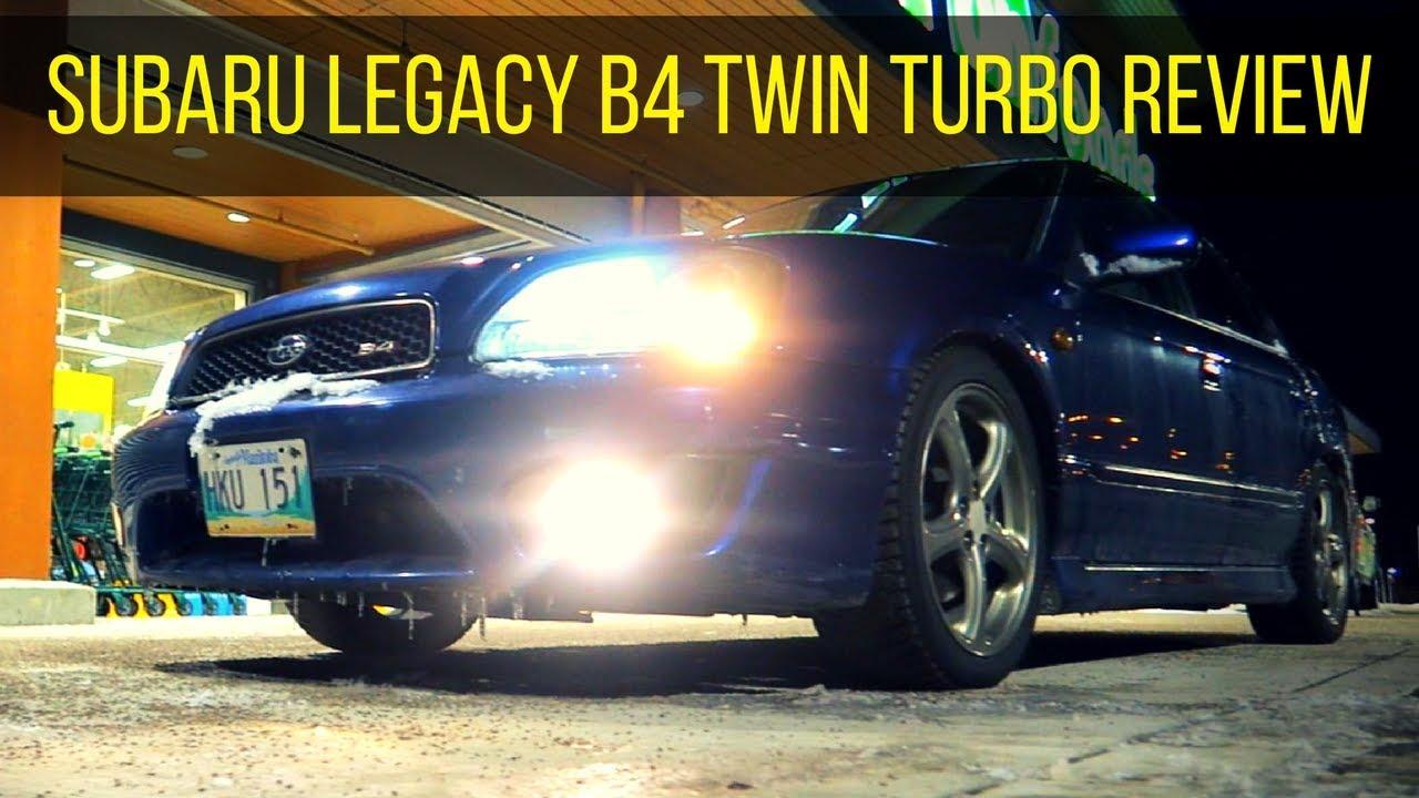Download Twin-Turbo JDM Subaru Legacy B4 | Review