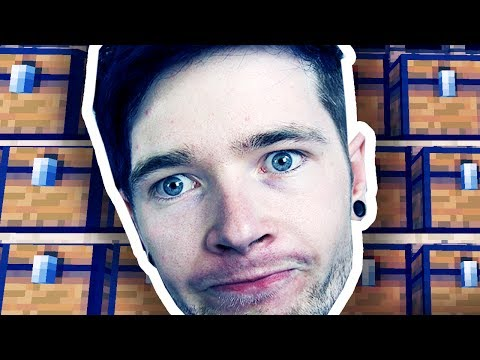 DANTDM AND THE 1000 CHESTS!!!