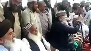Labaik Yaa Rasool Allah by Peer Syed Irfan Shah Mashadi  ISLAMABAD DARNNA 27 March