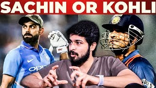 Sachin Tendulkar Or Virat Kohli ?? Harish Kalyan Opens Up | 90's Kids Vs 2K Kids