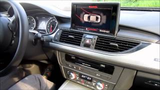 AUDI A6 quattro s-line new model V6 TDI 3,0 l - head up display - HD
