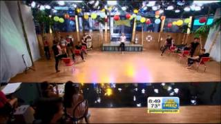Teen Beach Movie - Cruisin' for a Bruisin' - Live Performance