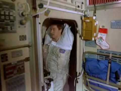 Inside the space station....Awesome !!!!! - YouTube