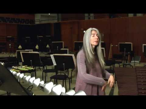 Glennie Interview - Aluphone Concerto