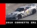 2018 Chevrolet Corvette ZR1 Spied
