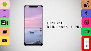 HISENSE KING KONG 4 PRO  |Detailed Specification