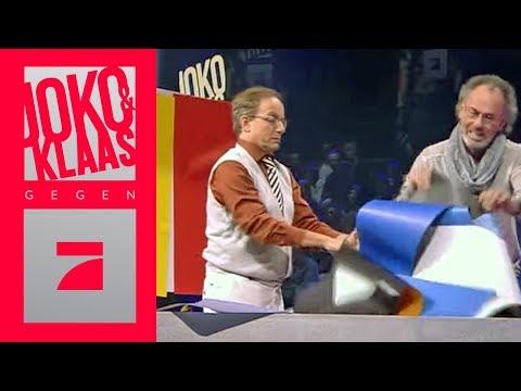 Fun with Flags: Hugo Egon Balder & Wigald Boning treten an   Spiel 4   Joko & Klaas gegen ProSieben