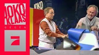 Fun with Flags: Hugo Egon Balder & Wigald Boning treten an | Spiel 4 | Joko & Klaas gegen ProSieben
