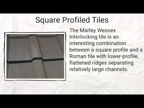 Roof Tiles and Slates Buying Guide