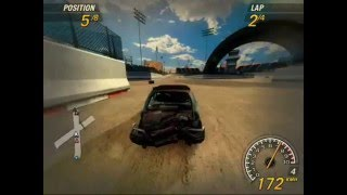 FlatOut 2 Gameplay nr.1