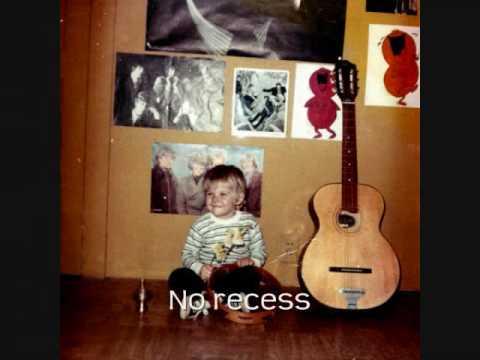 Nirvana - School [With Lyrics on Video]