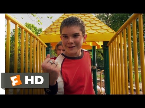 Sharkboy and Lavagirl 3-D (2/12) Movie CLIP - Get the Book! (2005) HD