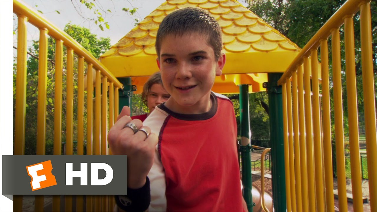 Sharkboy and Lavagirl 3-D (2/12) Movie CLIP - Get the Book ...