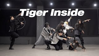 Download lagu SuperM - 호랑이 Tiger Inside (Girls ver.) | 커버댄스 Dance Cover | 연습실 Practice ver.