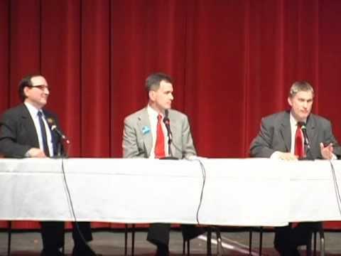 Magisterial District Judge - Candidates Hugh Fitzpatrick McGough, Doug Shields, Dan Butler