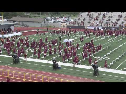 Harlandale High School graduation ceremony