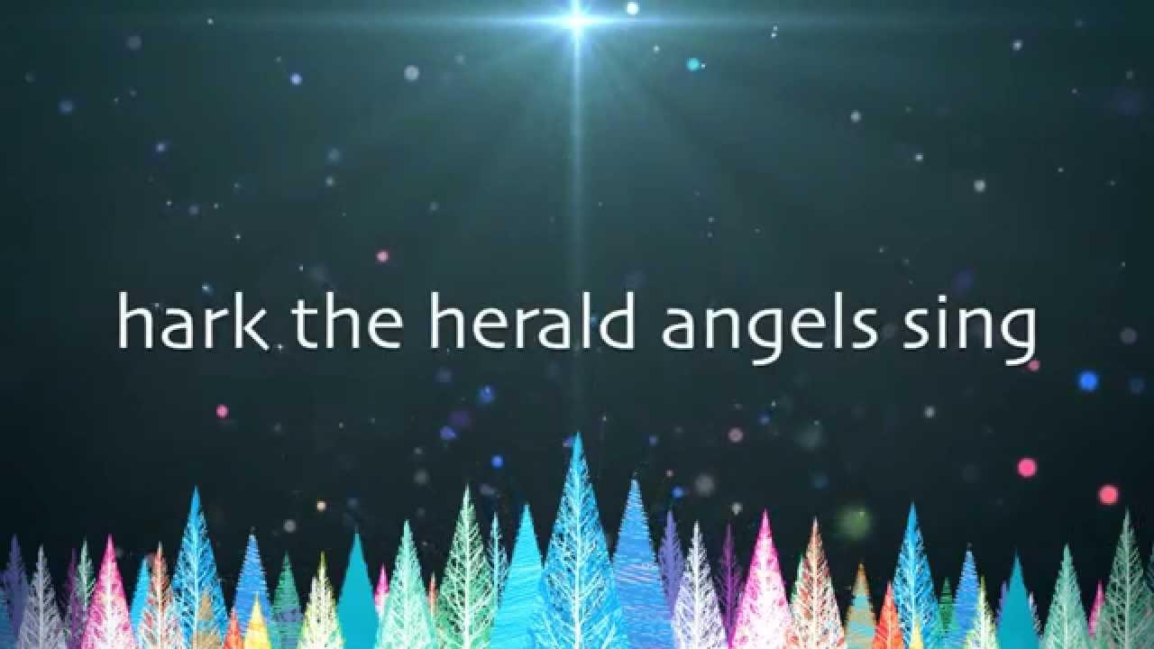 Hark The Herald Angels Sing W Lyrics Austin Stone