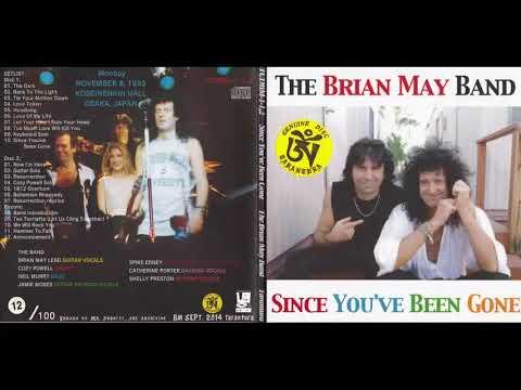 The Brian May Band - 1993-11-08 -  Live in Osaka