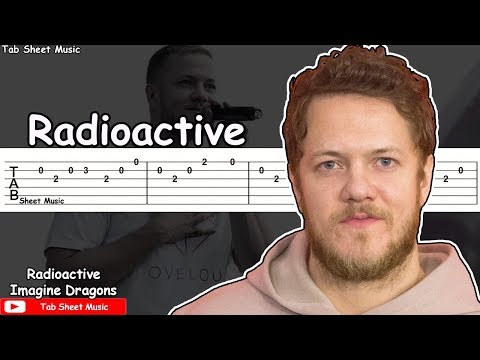 Imagine Dragons - Radioactive Guitar Tutorial