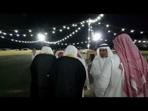 لحظة دخول #قبيلة_آل_الجحيني في زواج سالم بن محمد أحمد #آل_العلاء الشهري