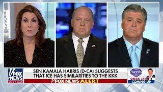 Sen. Kamala Harris Compares ICE To The Ku Klux Klan