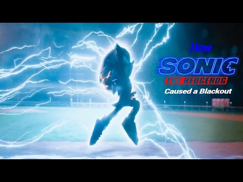 Sonic The Hedgehog Movie Clip 2020 Blackout Youtube