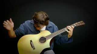 SHADY GROVE Clawhammer Guitar Solo (Orkney Tuning) -  Steve Baughman