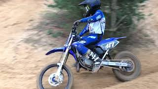 Motocross training with Jayson van Drunen